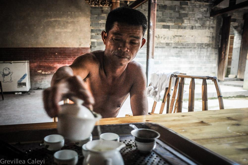 Tea In the Tulou